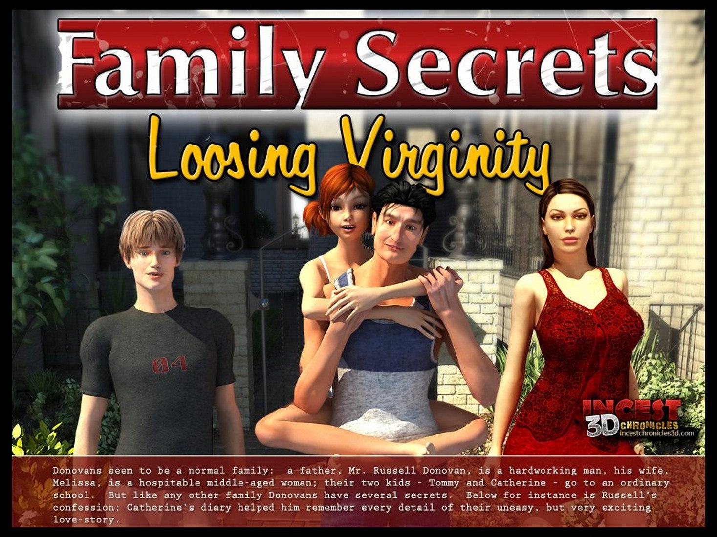 Family Secrets-Loosing Veginity image 01