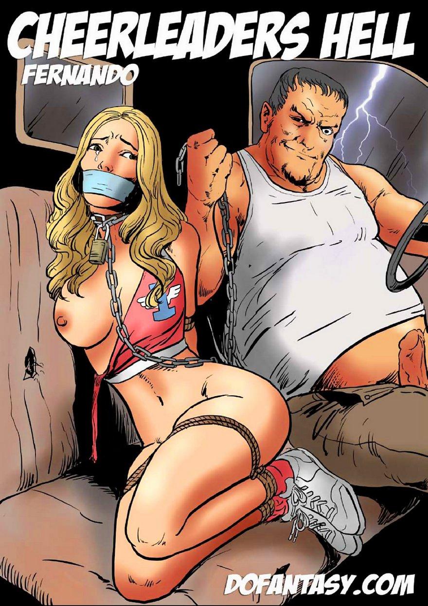 Porn Comics - Fansadox 086- Cheerleaders Hell porn comics 8 muses