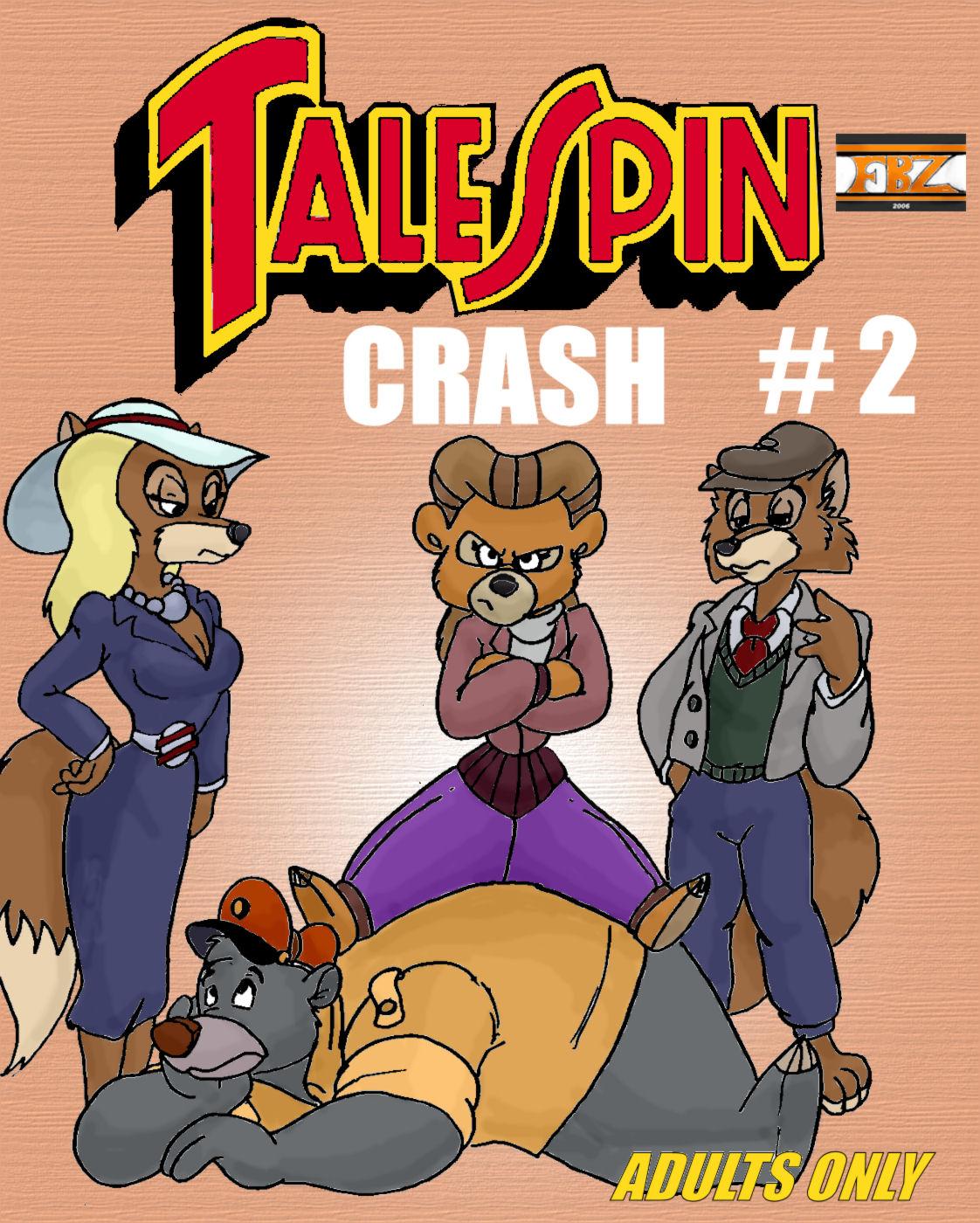 Porn Comics - TaleSpin- Crash # 2 porn comics 8 muses