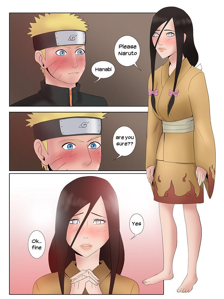 Porn Comics - Felsala- Hanabi Hyuga (Naruto) porn comics 8 muses