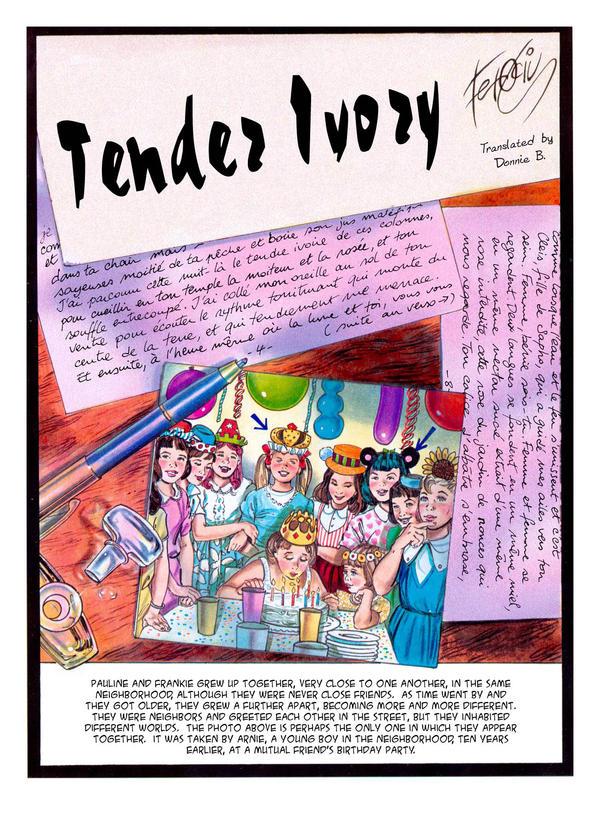 Porn Comics - Ferocius – Tender Ivory porn comics 8 muses