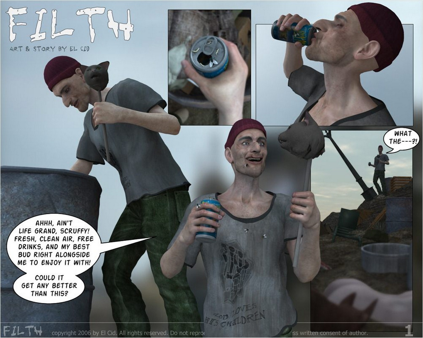 Filth image 01