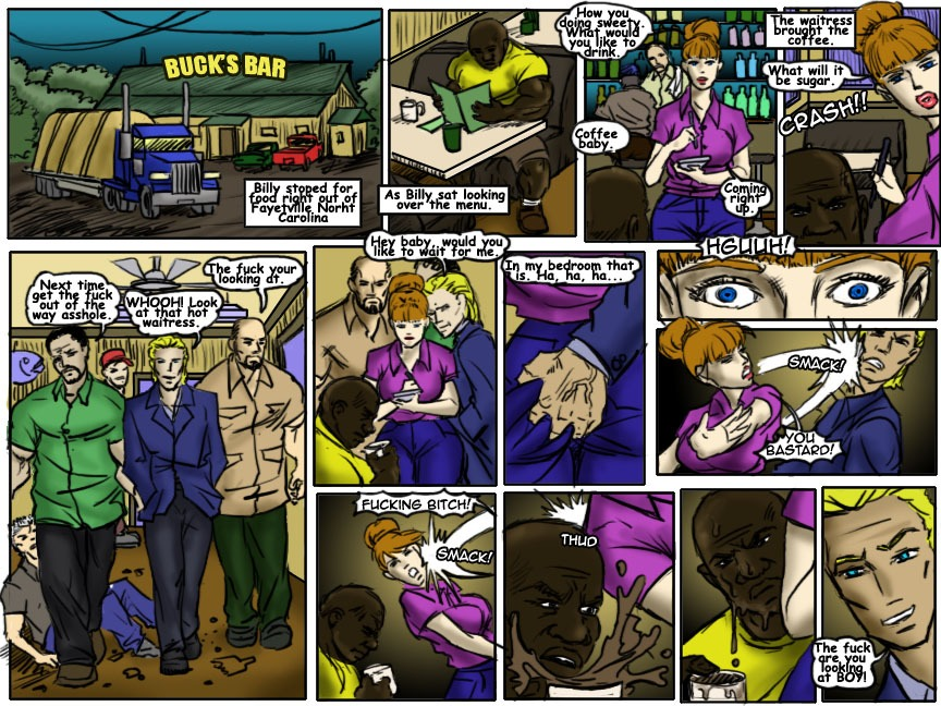 Porn Comics - North Carolina- Adventures of Big Mack porn comics 8 muses