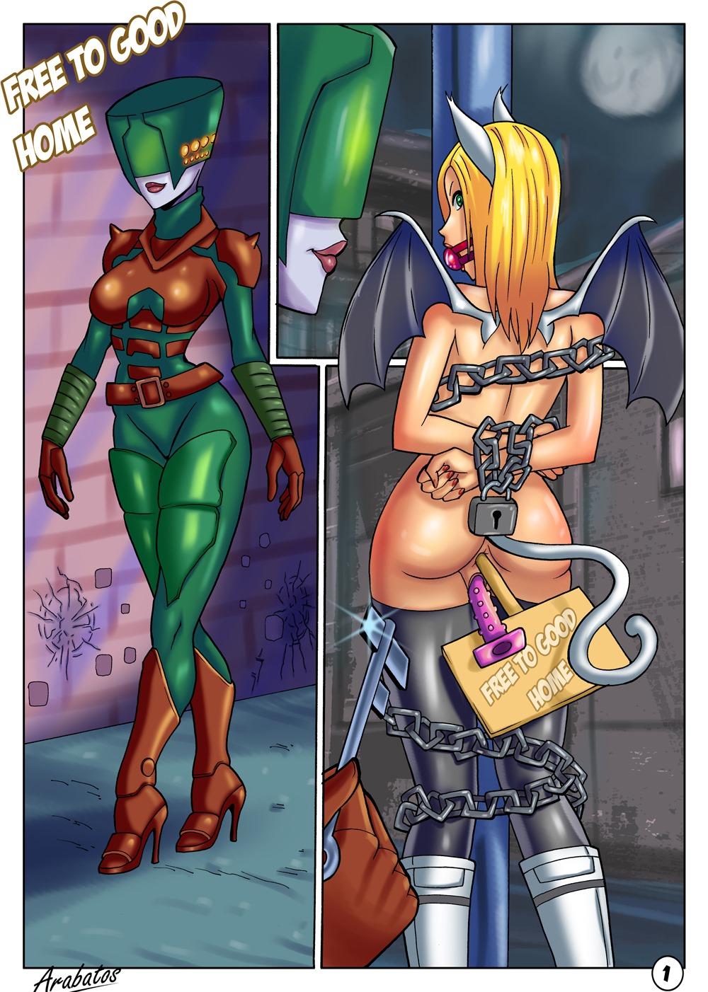 Porn Comics - Free to Good Home- Arabatos porn comics 8 muses