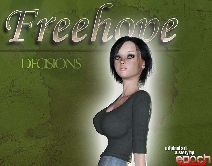 Porn Comics - Freehope 3- Decisions porn comics 8 muses