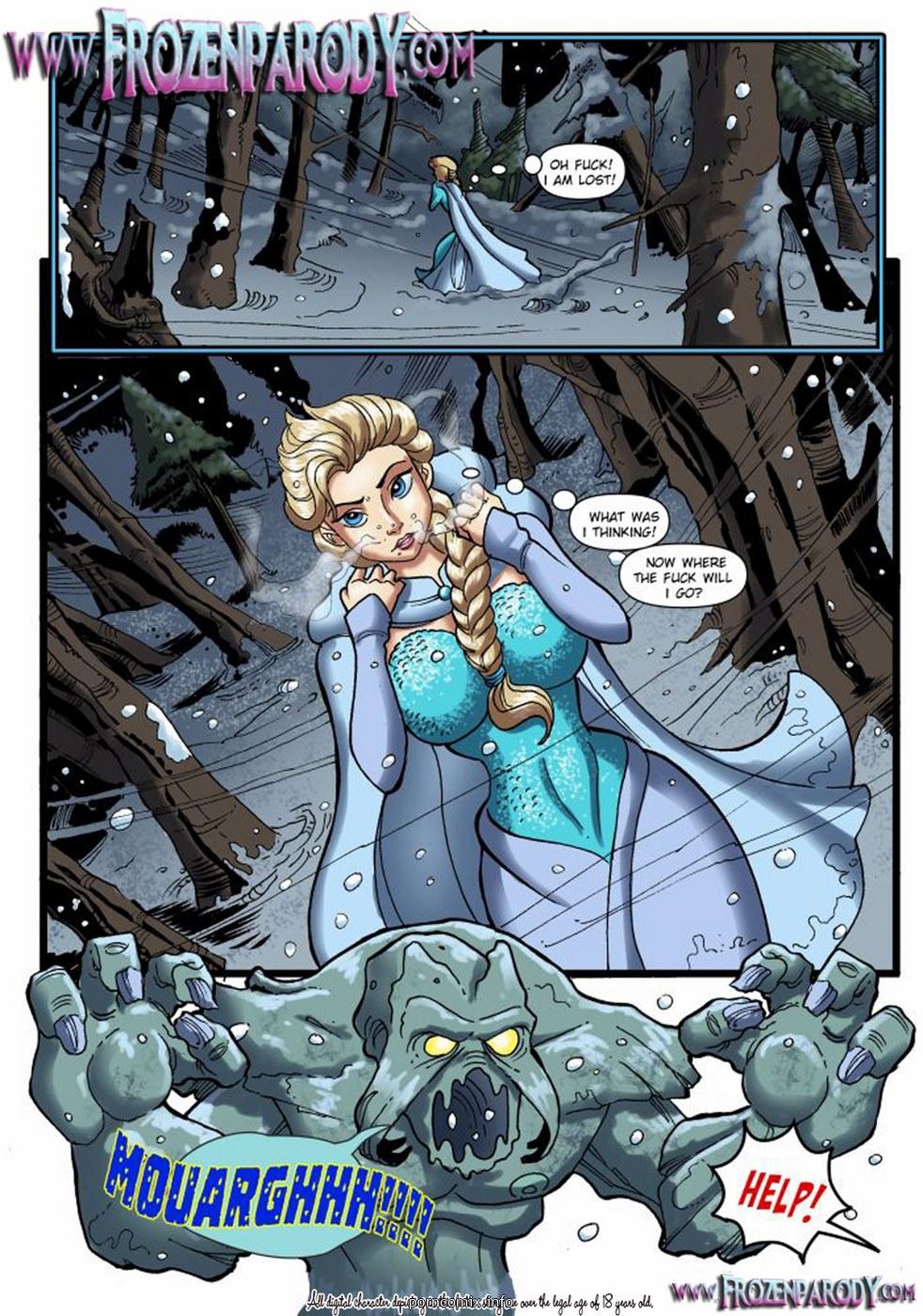 Frozen Parody 7 image 01