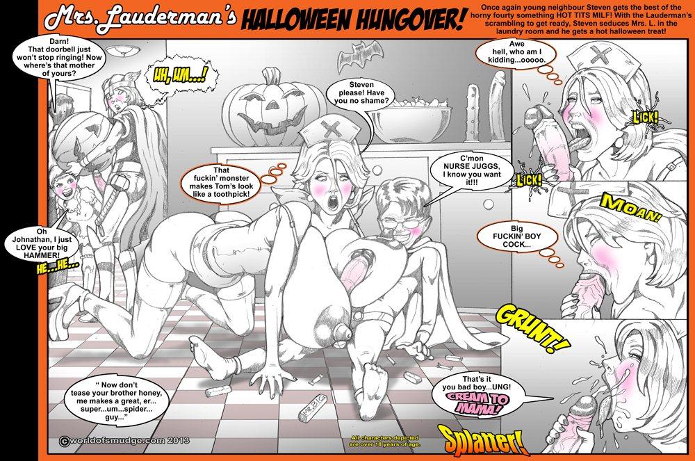 Porn Comics - Smudge-interracial Family Class porn comics 8 muses