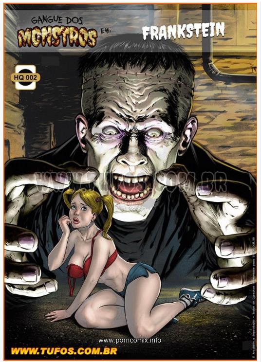 Porn Comics - Tufos, Gang of Monsters 2 (English) – Frankenstein porn comics 8 muses