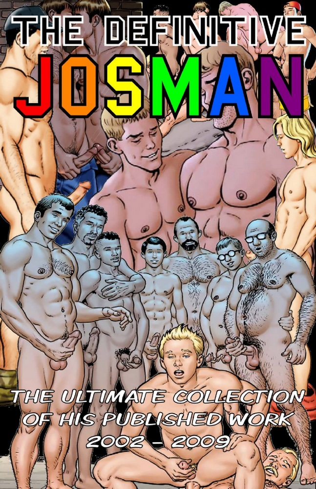 Gay Comics-The Definitive Josman image 01