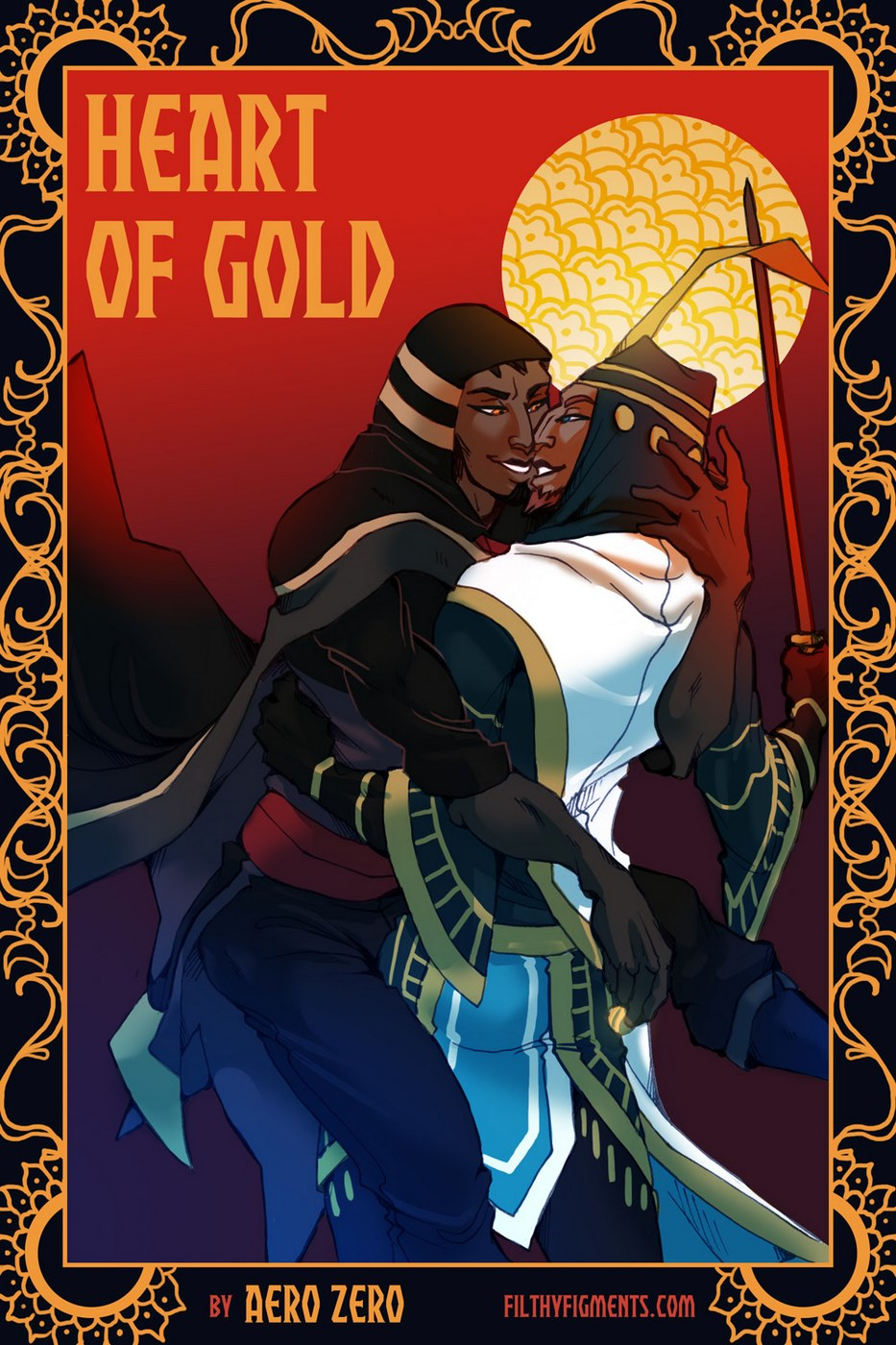 Gay -Heart of Gold image 01