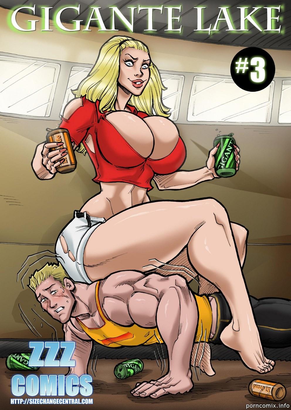 Porn Comics - Gigante Lake 3 porn comics 8 muses