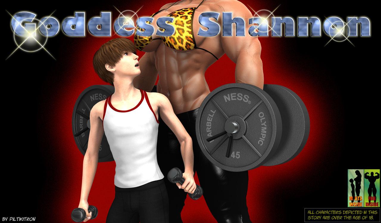 Goddess Shannon- Piltikitron image 1