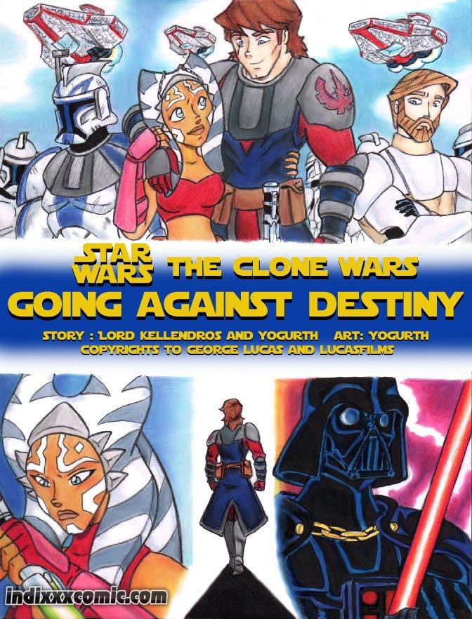Porn Comics - Going Against Destiny (Star Wars The Clone Wars) porn comics 8 muses