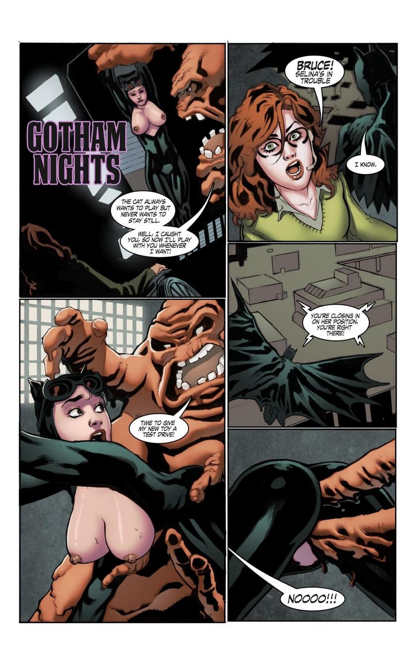 Porn Comics - Gotham Nights- Shade porn comics 8 muses