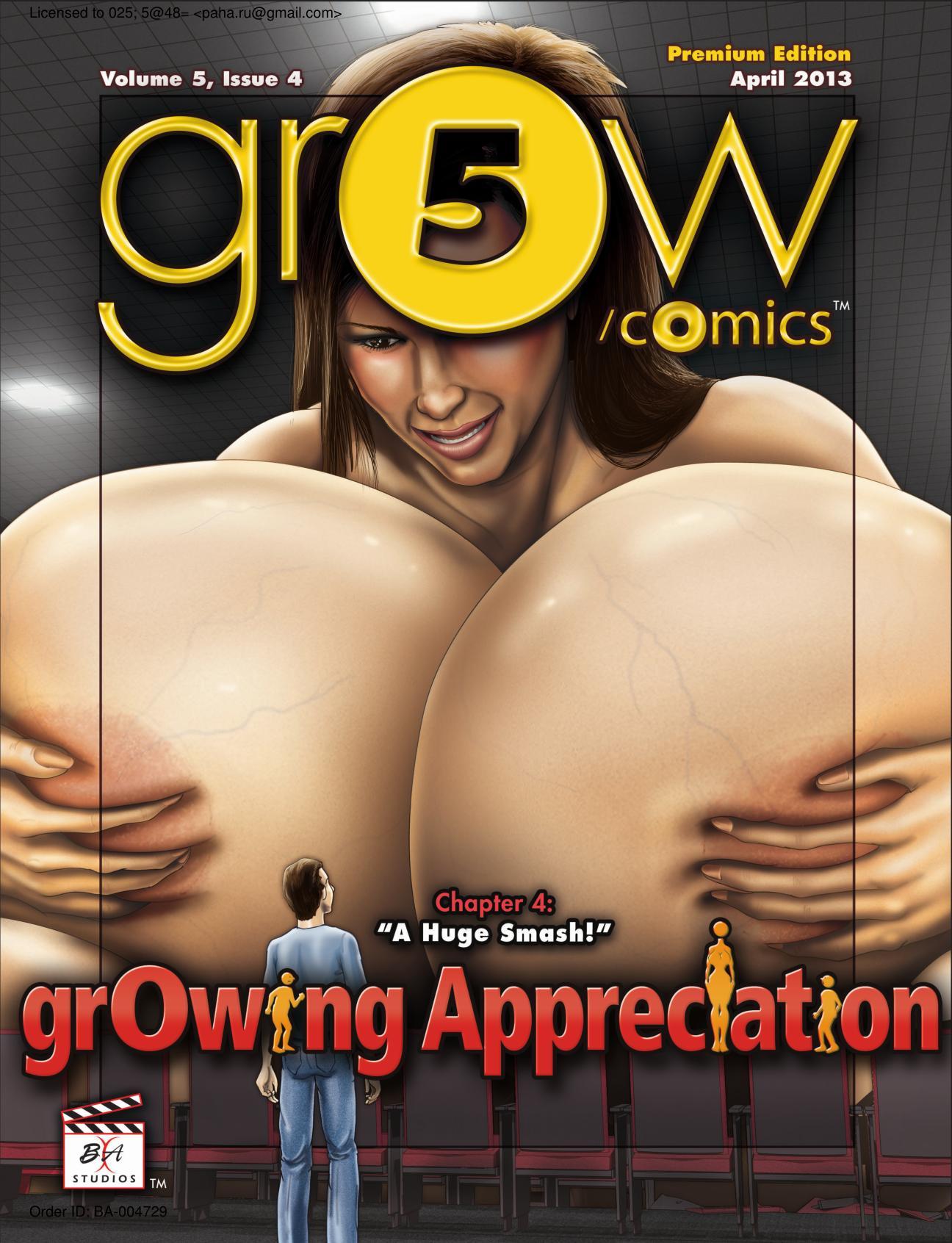 Porn Comics - Gr0W 5.4 – A Huge Smash! porn comics 8 muses