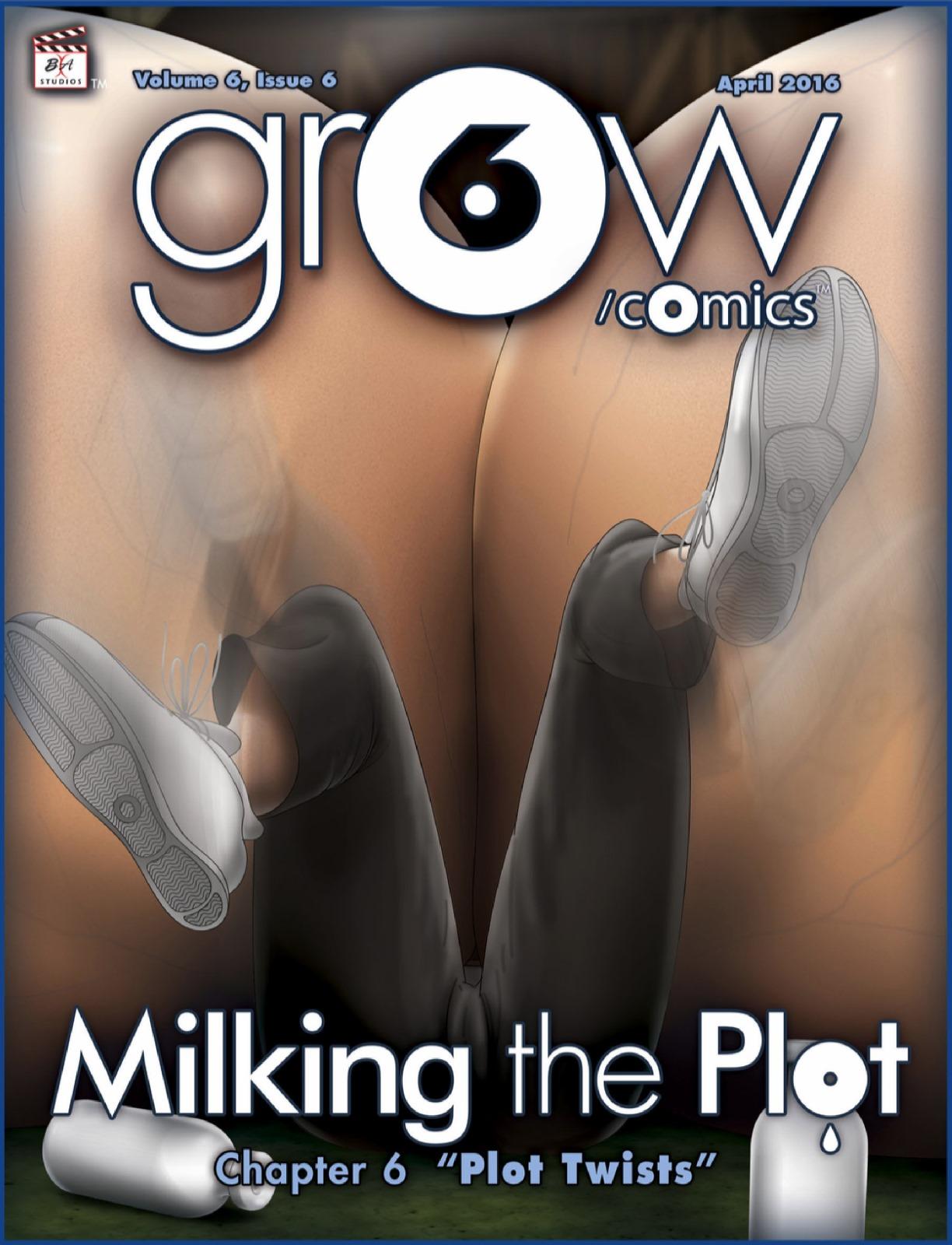 Porn Comics - Gr0W 6.6- Plot Twists porn comics 8 muses