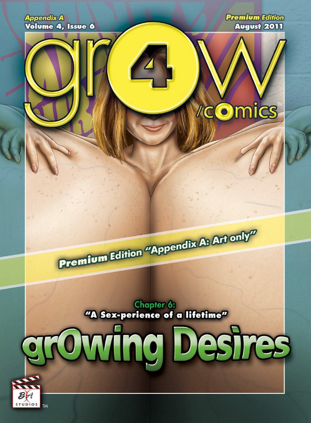 Porn Comics - Growing Desires- grOw 4.6 porn comics 8 muses