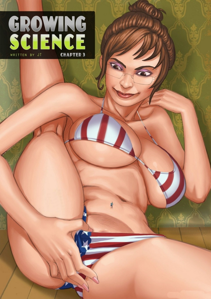 Porn Comics - Growing Science 03 porn comics 8 muses