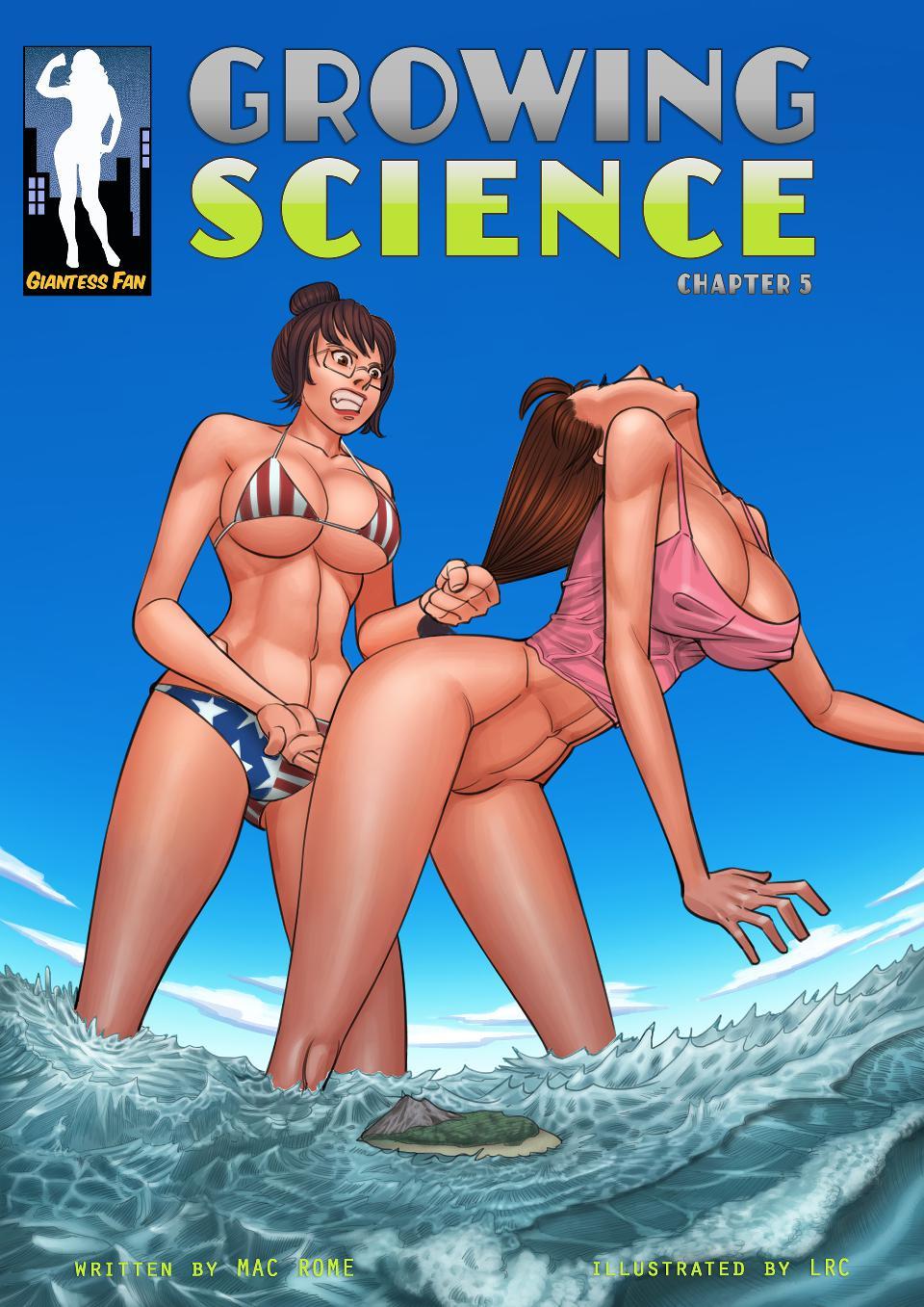 Growing Science 5- Giantess Fan image 1
