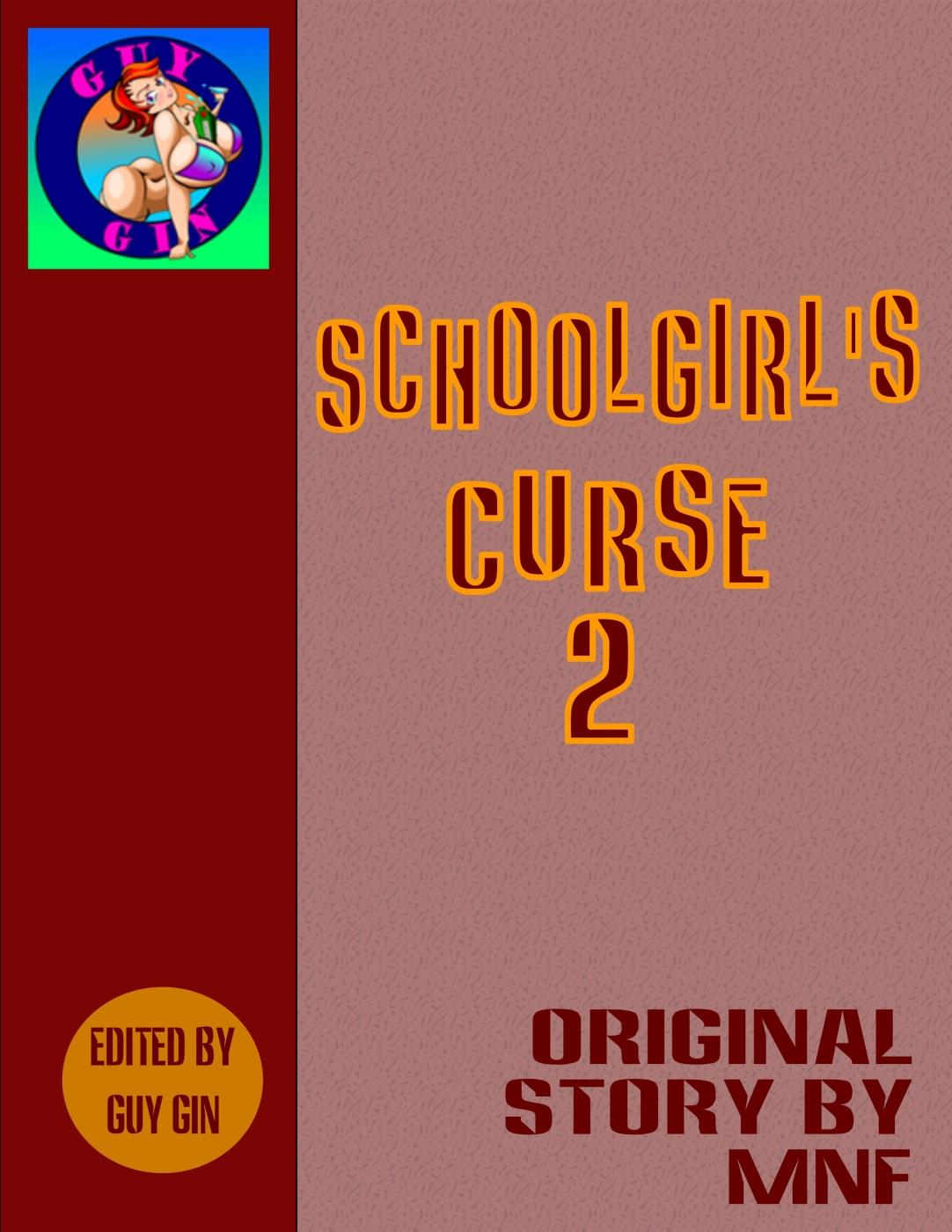 Porn Comics - (GuyGin Remix) School Girl Curse 2 porn comics 8 muses