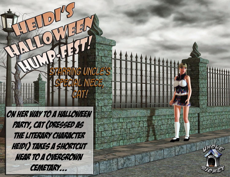 Porn Comics - Halloween Hump-Fest! – Uncle Sickey porn comics 8 muses