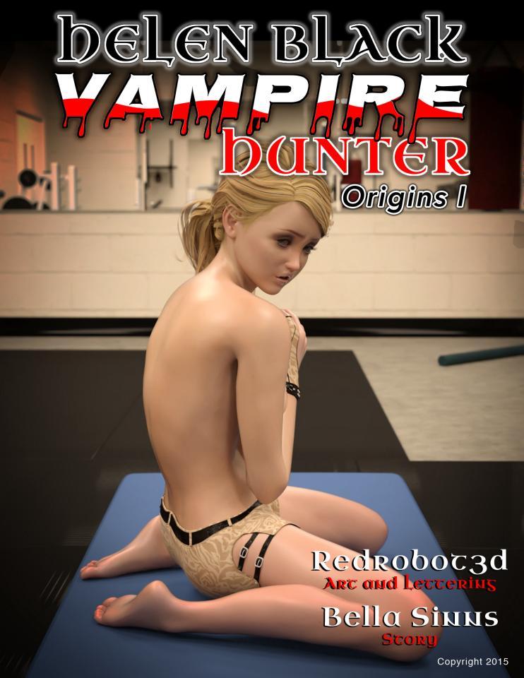 Helen Black Vampire Hunter- Origins image 1