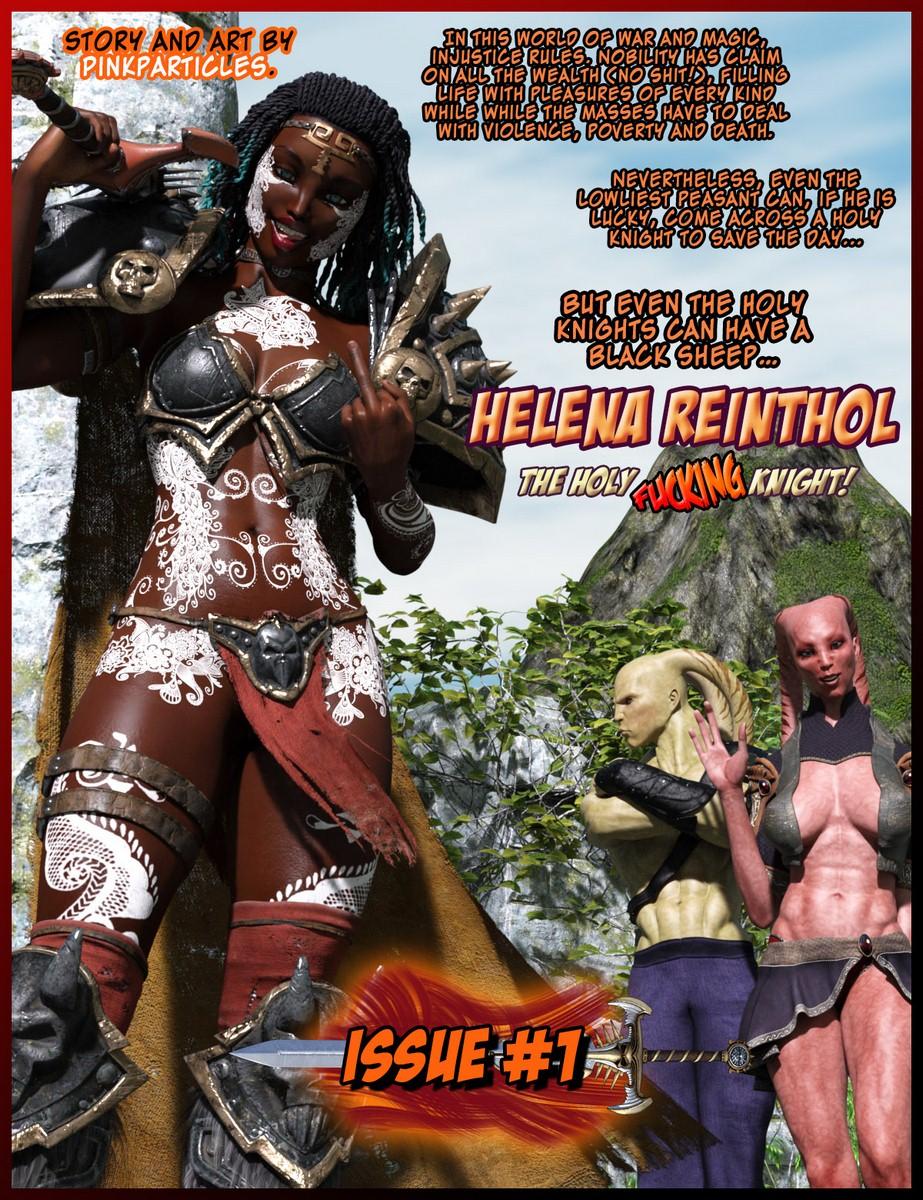 Porn Comics - Helena Reinthol's Adventures- Pinkparticles porn comics 8 muses