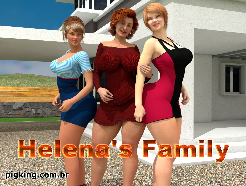 Porn Comics - Helena's Family- Pig King porn comics 8 muses