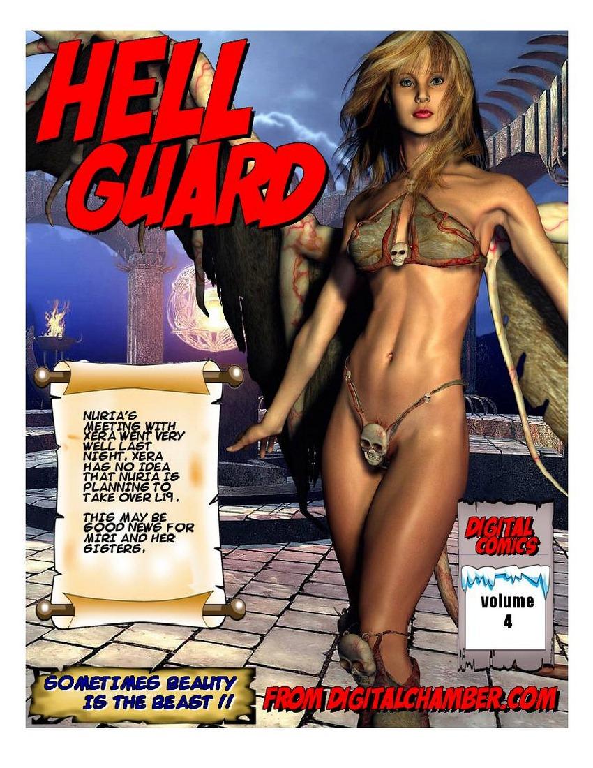 Porn Comics - Hell.Guard-Digital Comix porn comics 8 muses