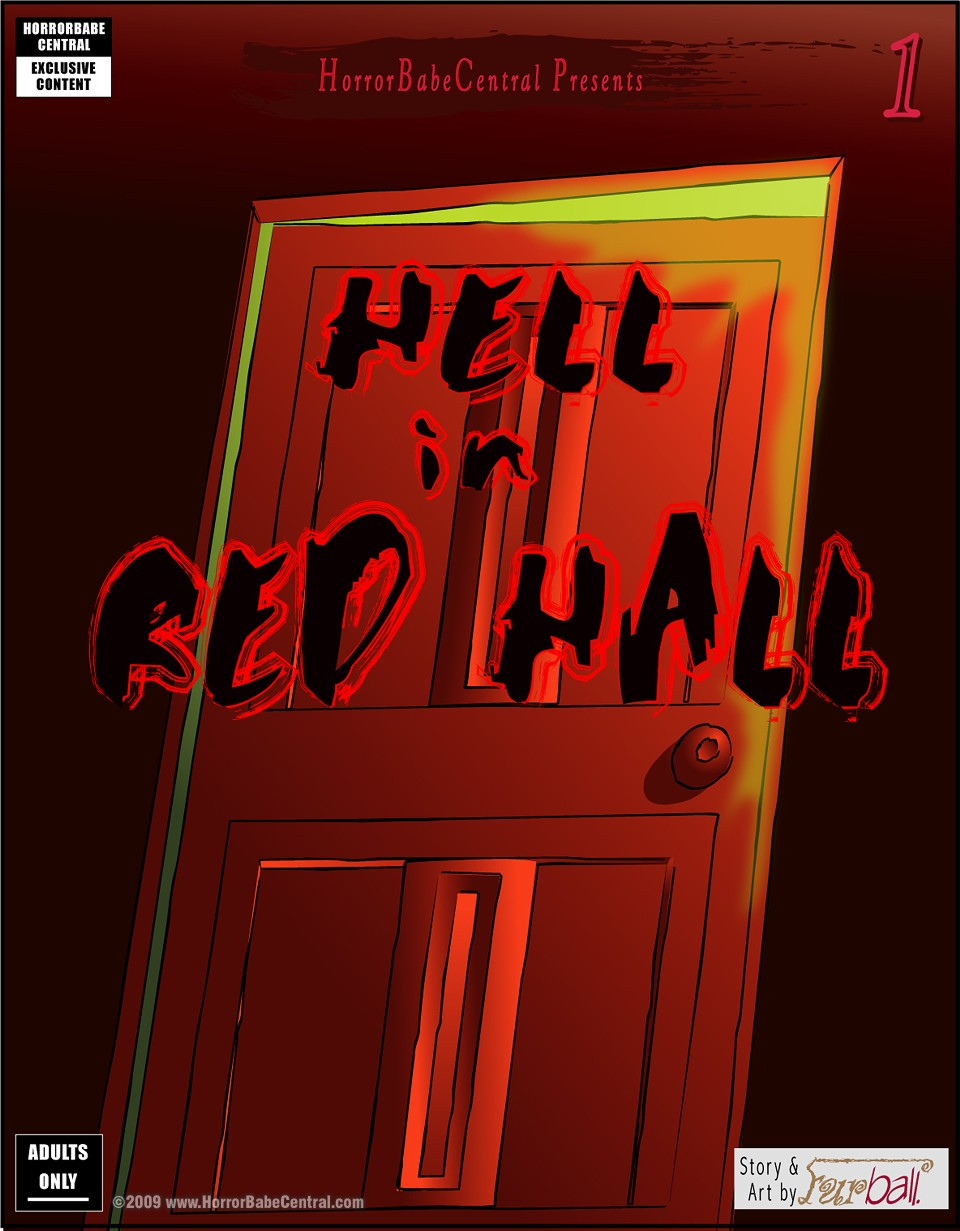 Hell in red hall image 01
