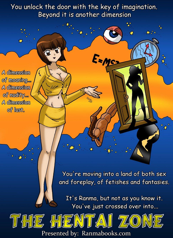 Porn Comics - The Hentai Zone Part 1- Ranmabook porn comics 8 muses