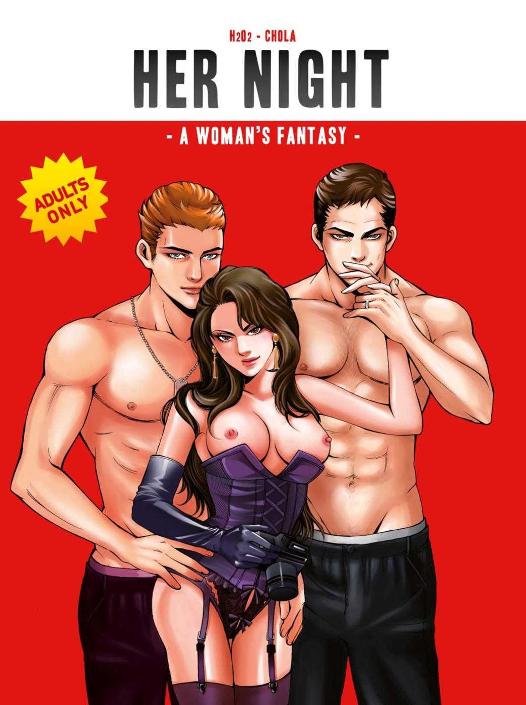 Her Night – A Woman's Fantasy image 1