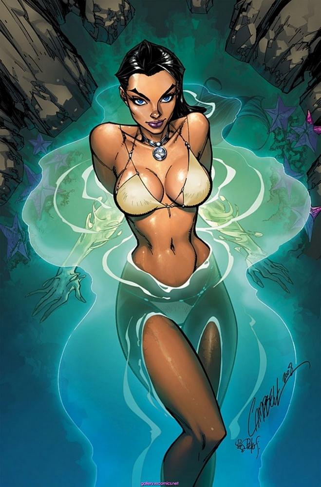 Hero Comics Art image 01