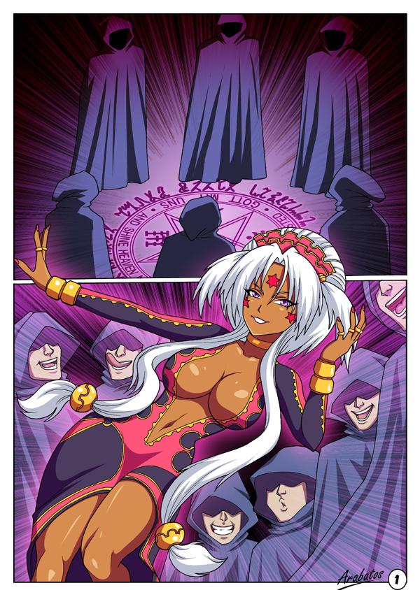 Porn Comics - Hild Takes All (Ah! My Goddess)- Arabatos porn comics 8 muses