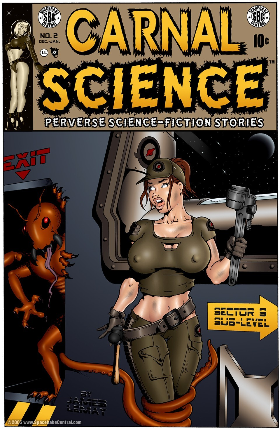 Carnal science 2- James Lemay image 1