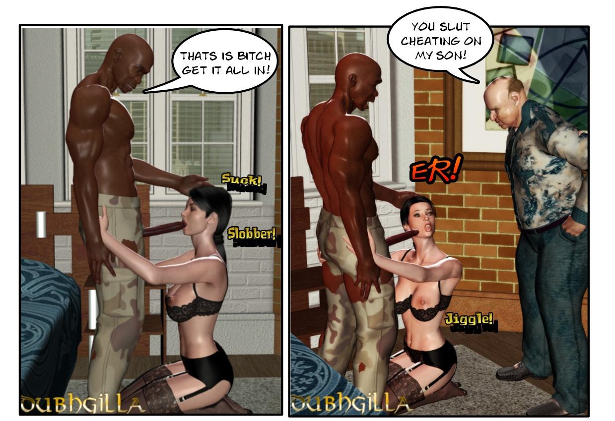 Hot daughter in law- Dubhgilla image 01