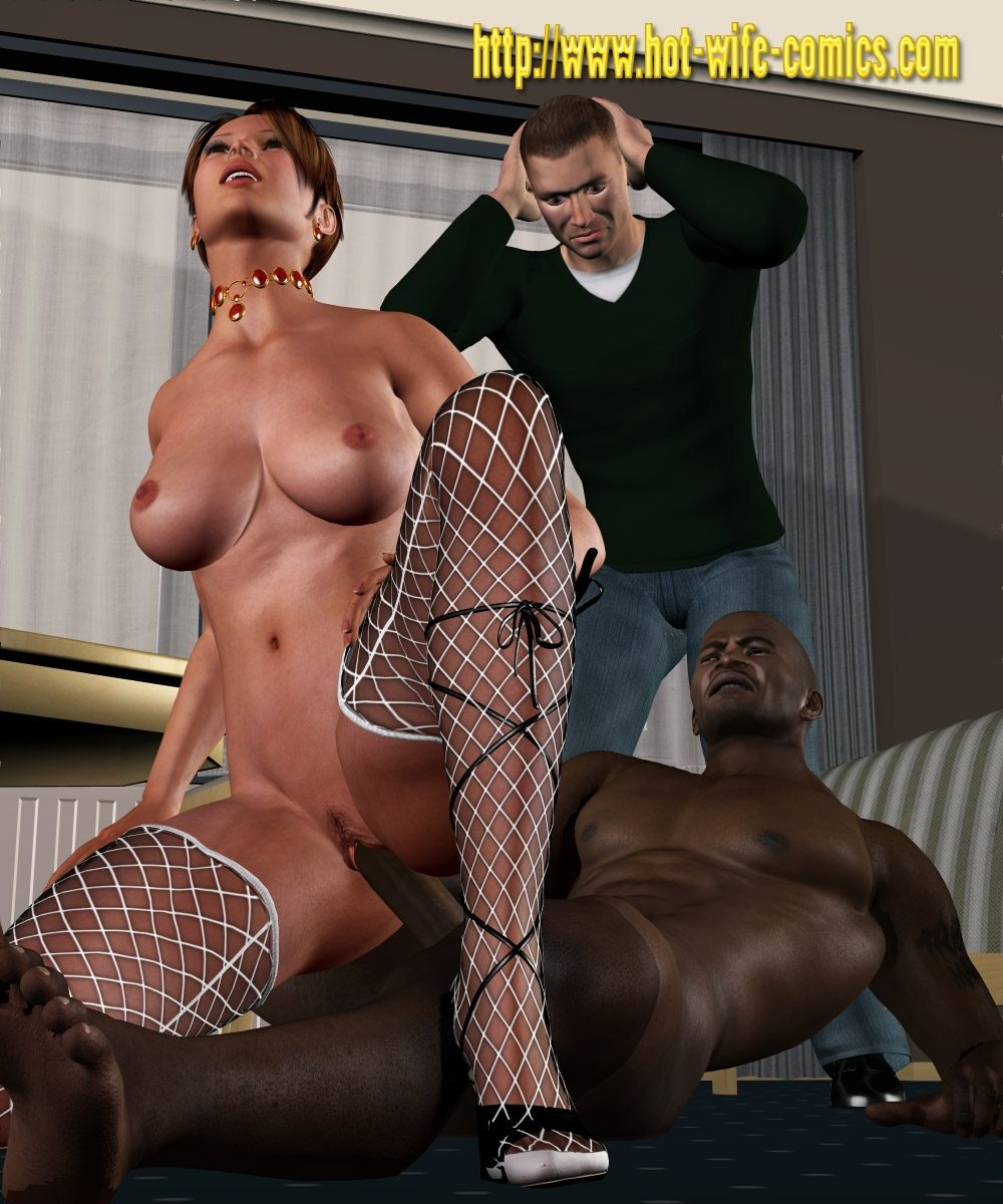 Porn Comics - Hot Wife Enjoy Black Cock Interracial porn comics 8 muses