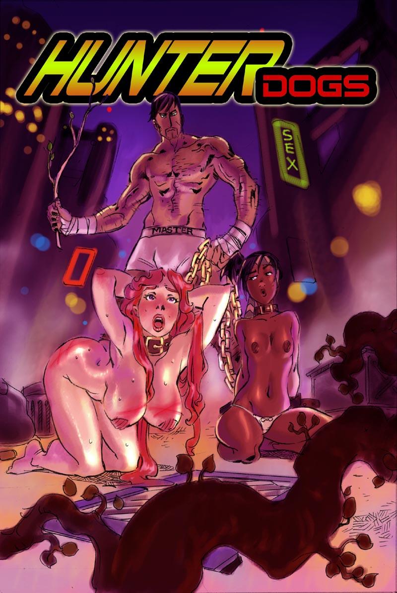 Porn Comics - Hunter Dogs – Sidney Lima porn comics 8 muses