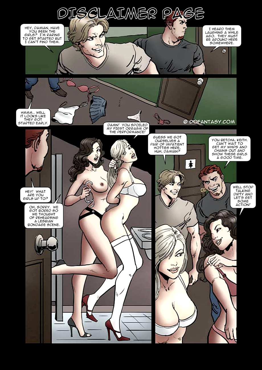 Bdsm Porn Comics bdsm bondage evil parole porn comics 8 muses