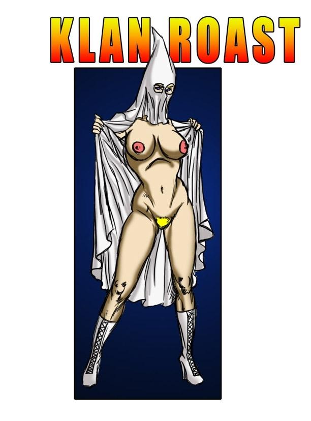 Porn Comics - Klan Roast- illustrated interracial porn comics 8 muses