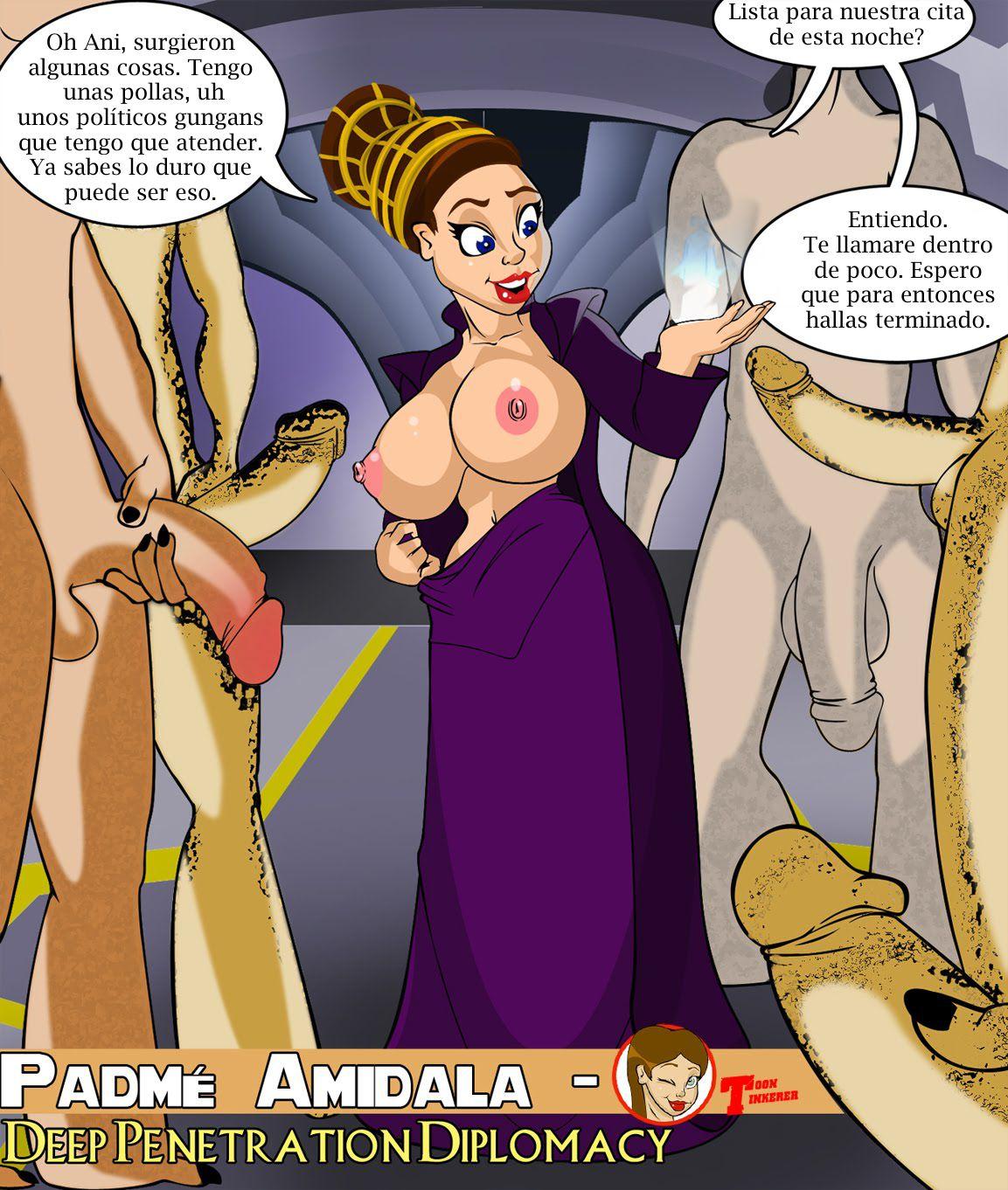 Porn Comics - Deep Penetration Diplomacy porn comics 8 muses