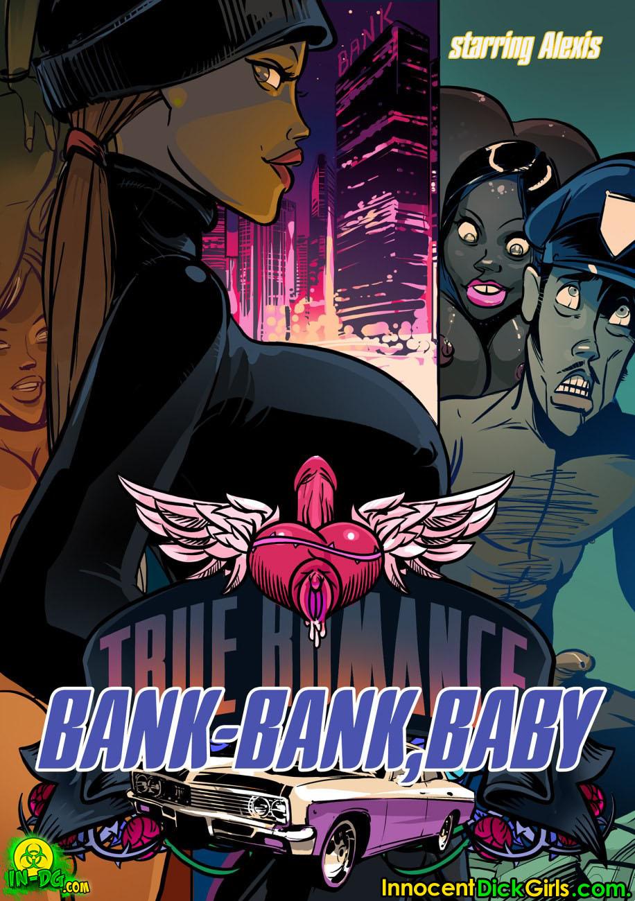 Porn Comics - Innocent Dickgirls- Bank Bank Baby porn comics 8 muses