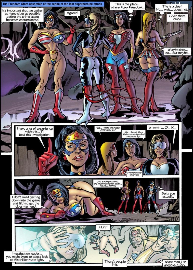 Porn Comics - Invisible Girl-Broken Angel porn comics 8 muses