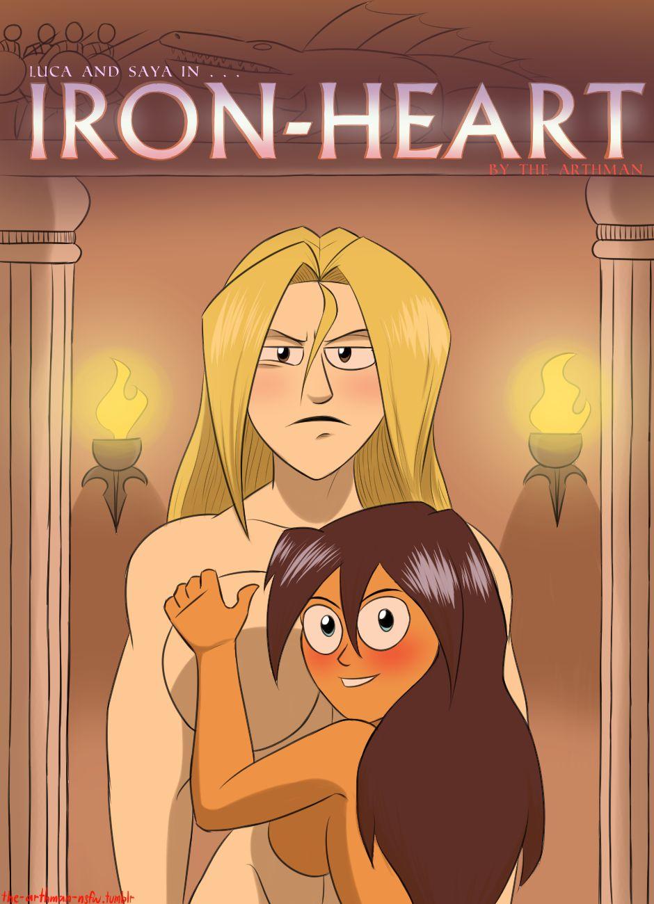 Iron-Heart [The Arthman] image 1