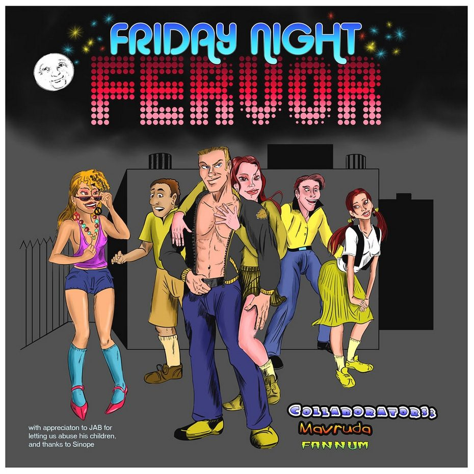 Jab Collaboration- Friday Night Fervor image 01