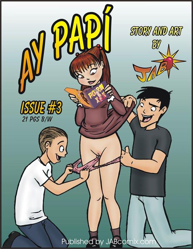 Porn Comics - Ay Papi 3 porn comics 8 muses