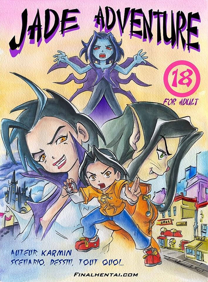 Porn Comics - Jade Adventure Hentai porn comics 8 muses