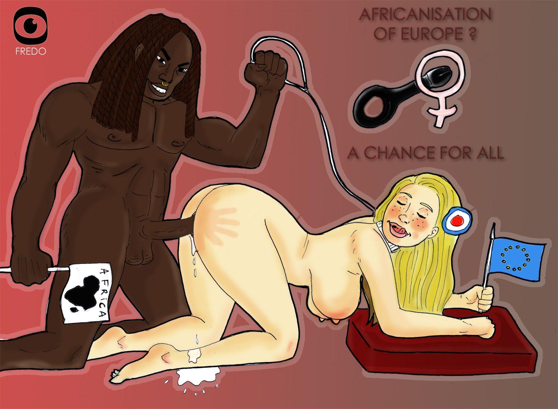 Porn Comics - Fredo – Misc Interracial Art porn comics 8 muses