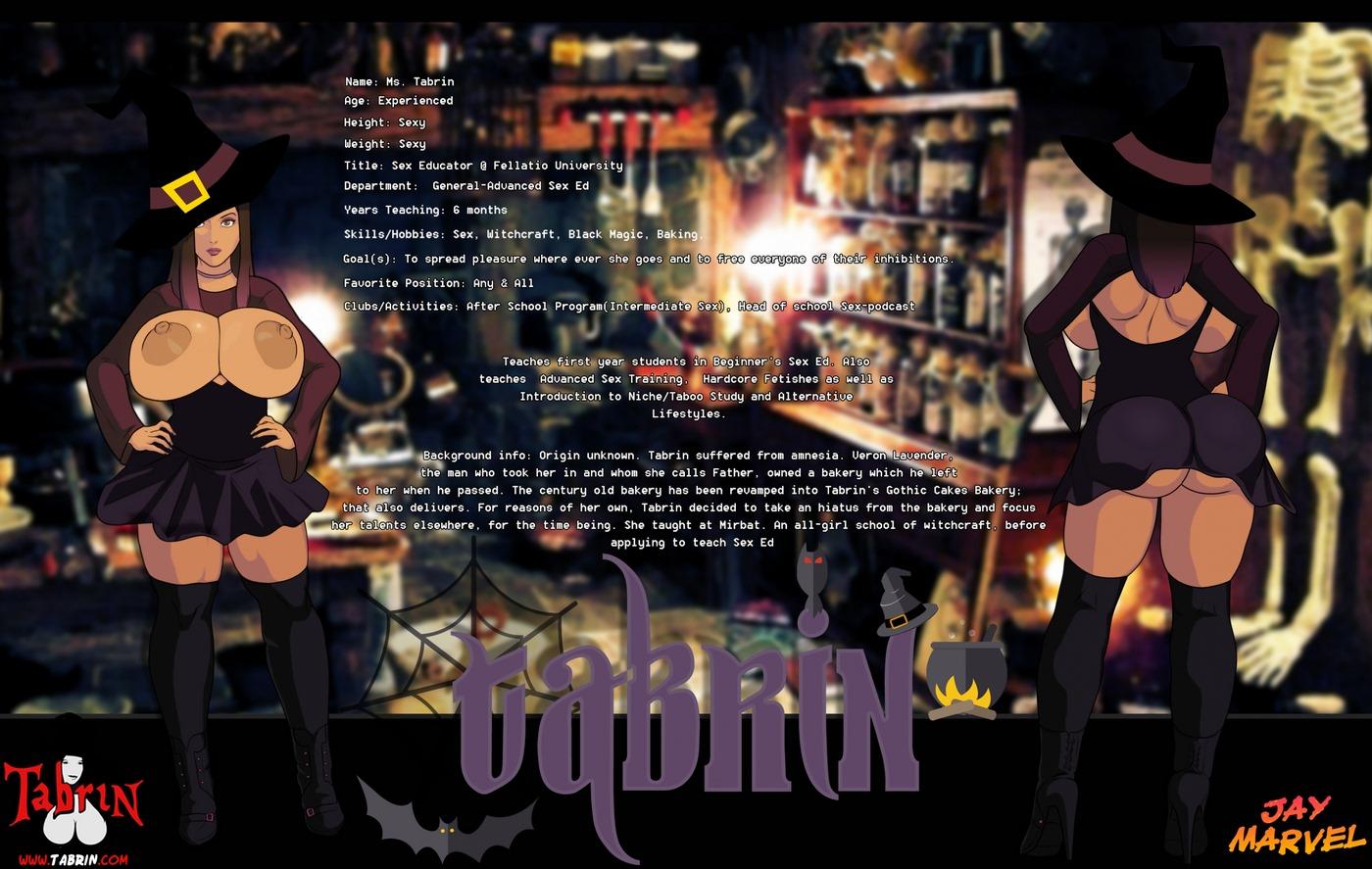 Porn Comics - Jay Marvel- Tabrin Sex-ed Class Fundraiser porn comics 8 muses