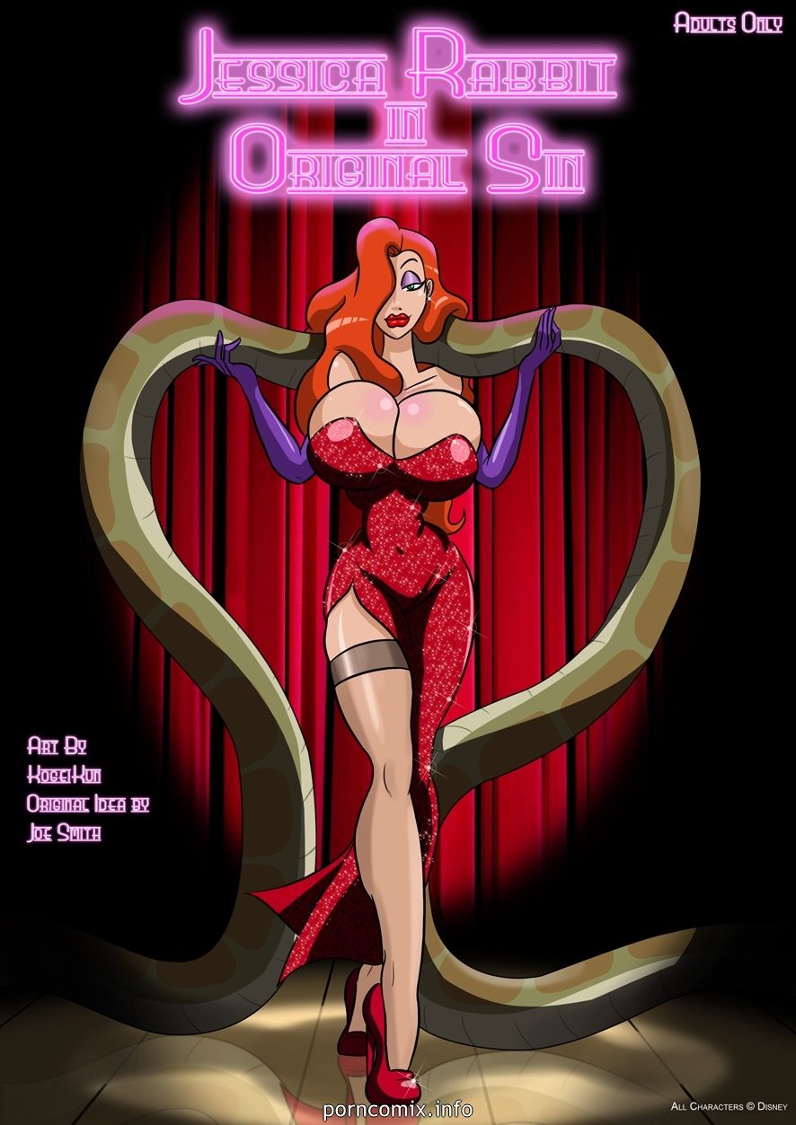 Porn Comics - Jessica Rabbit in Original Sin porn comics 8 muses